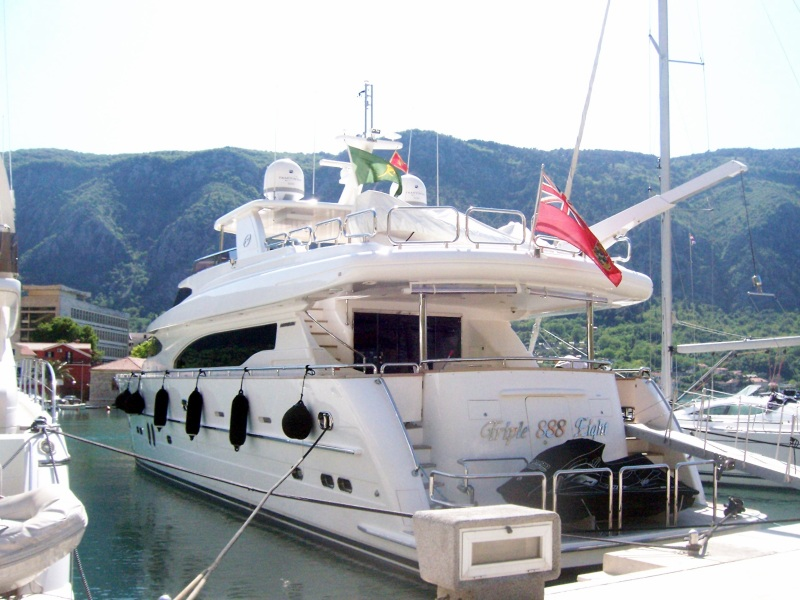 Motor Yacht Triple 888 Eight - 29.6m