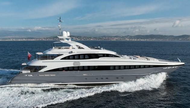 Motor Yacht G3 - 44m