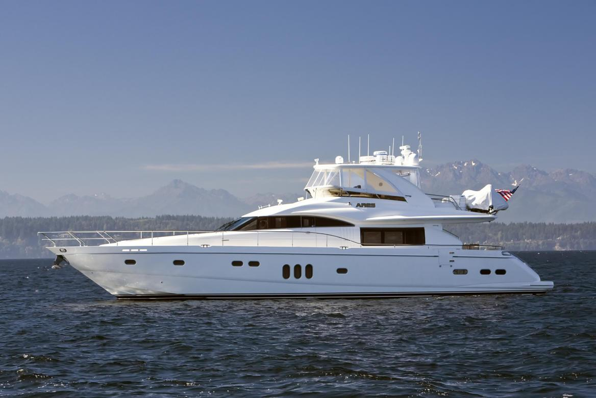 Motor Yacht Ares - 33m