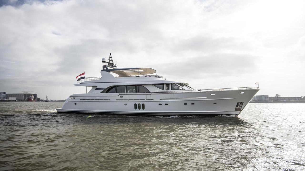 Motor Yacht Mahalo - 30m