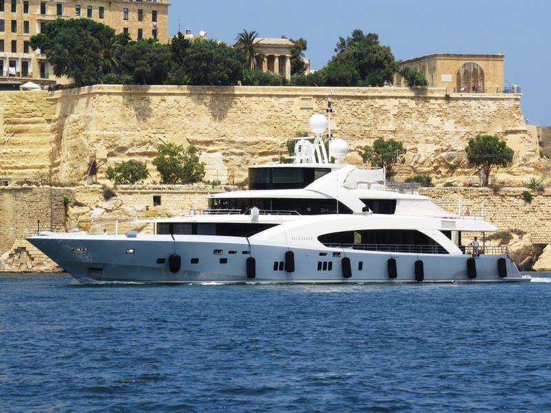 Motor Yacht Belongers - 50m