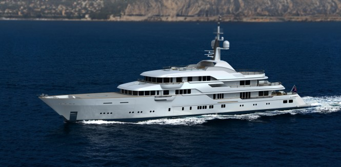 Motor Yacht Hampshire 2 - 78m