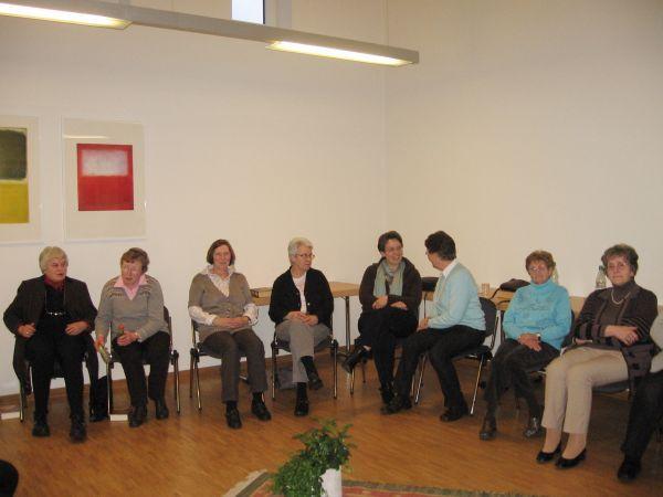 Einkehrtage - Seminarraum Tagungsthema- Familiendramen in der Bibel- jpg
