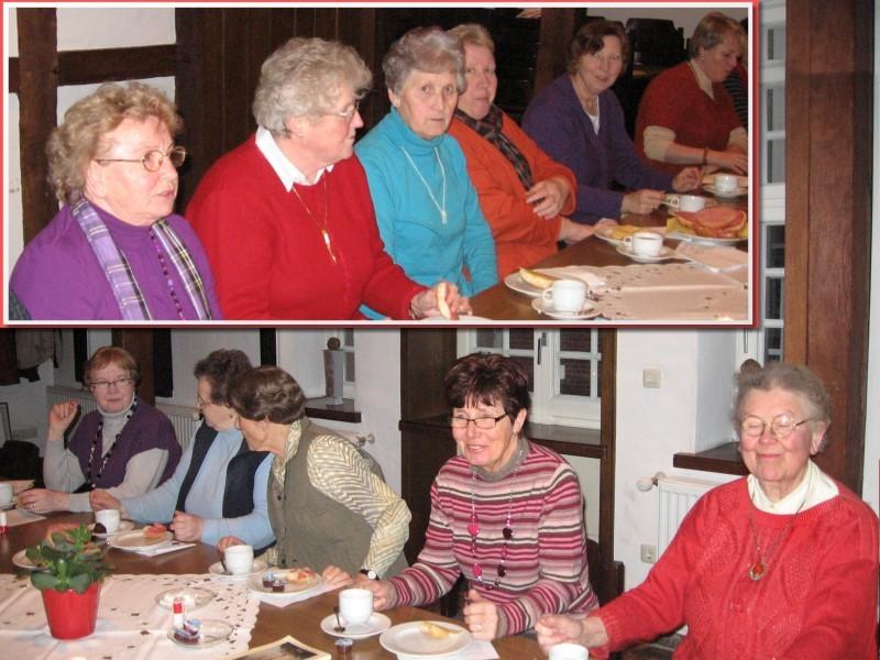 Messe - anschließend gemeinsames Frühstück