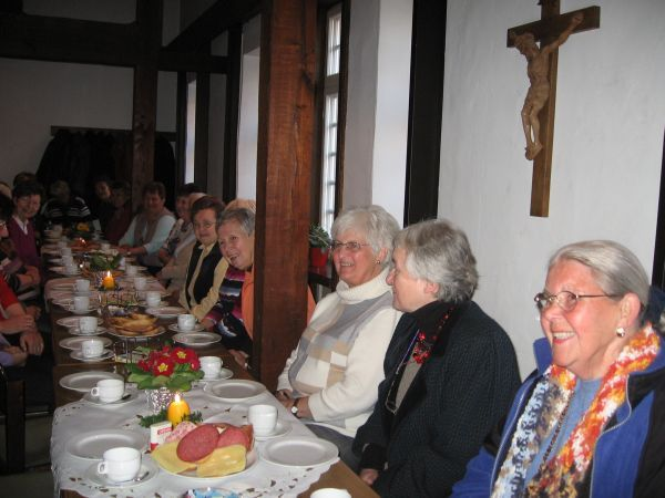 Pieta Messe - anschließend gemeinsames Frühstück