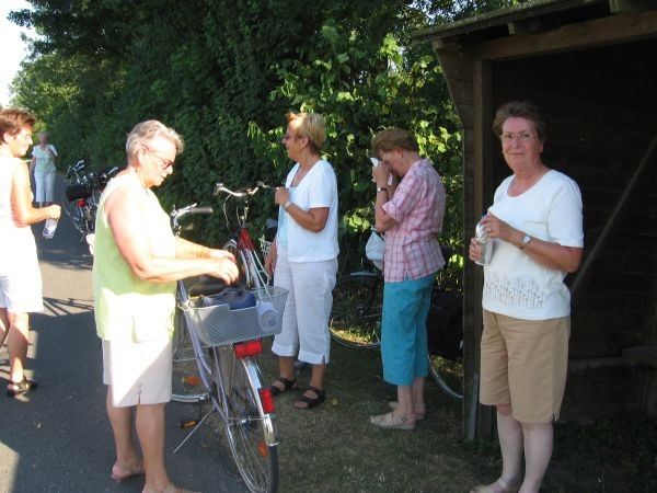 Nachmittagsradtour