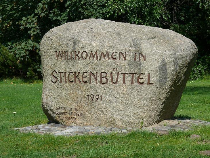 Willkommen in Cuxhaven Stickenbüttel