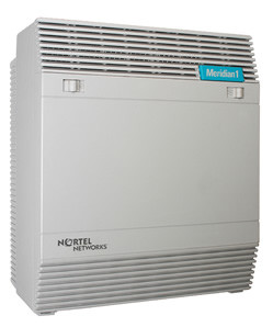 Nortel Meridian 1 Option 11C Cabinet