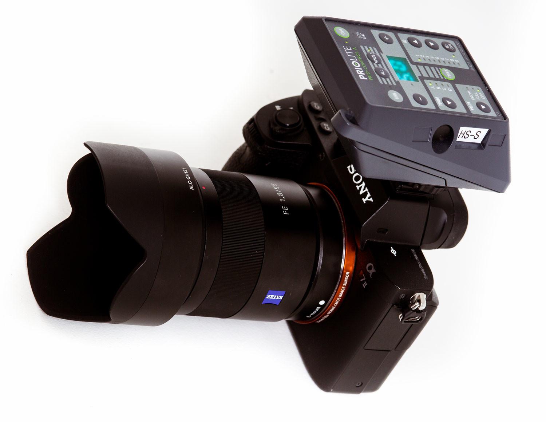 Priolite Hot Sync Fernbedienung für Sony DSLM