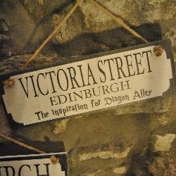 Orte für Harry Potter Fans in Edinburgh