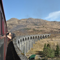 In the footsteps of Harry Potter: Riding the real Hogwarts Express