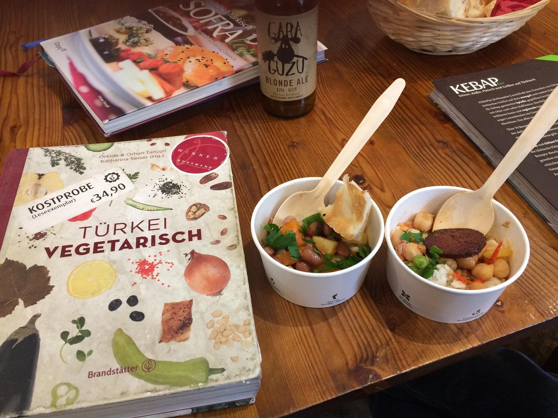 Kulinarische Schnitzeljagd Düsseldorf - Türkische Gerichte bei Koch dich Türkisch
