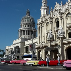 Top tourist attractions Havana