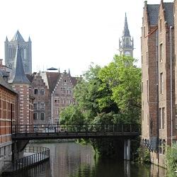 24 Stunden in Gent - ein Stadtrundgang auf eigene Faust