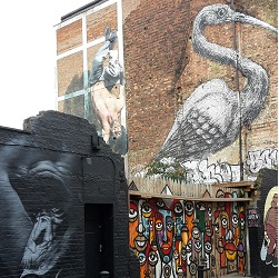 Shoreditch / London Area Guide