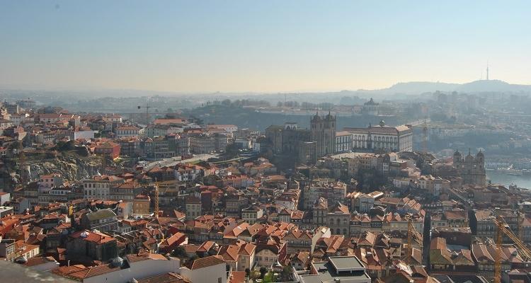 Portos beste Aussichtspunkte - Torre dos Cleridos