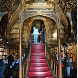 Harry Potter Feeling in Porto