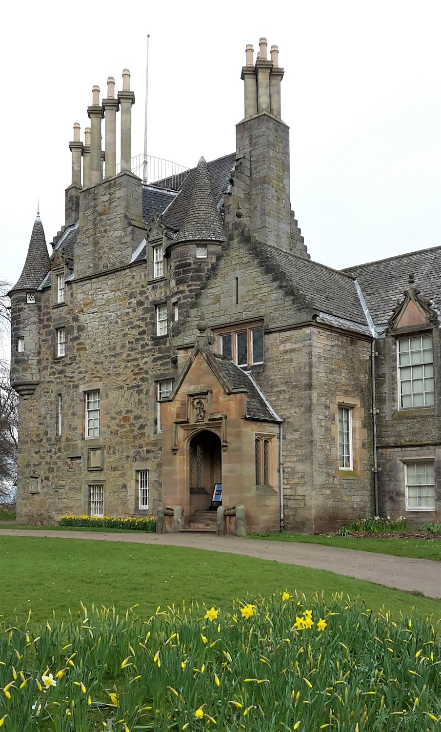 Lauriston Castle Edinburgh
