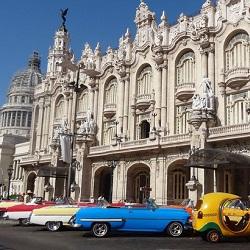 Hop on Hop off Bus Havanna