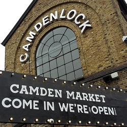 Top 10 markets in London
