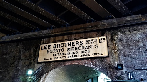 Top markets London - Borough Market