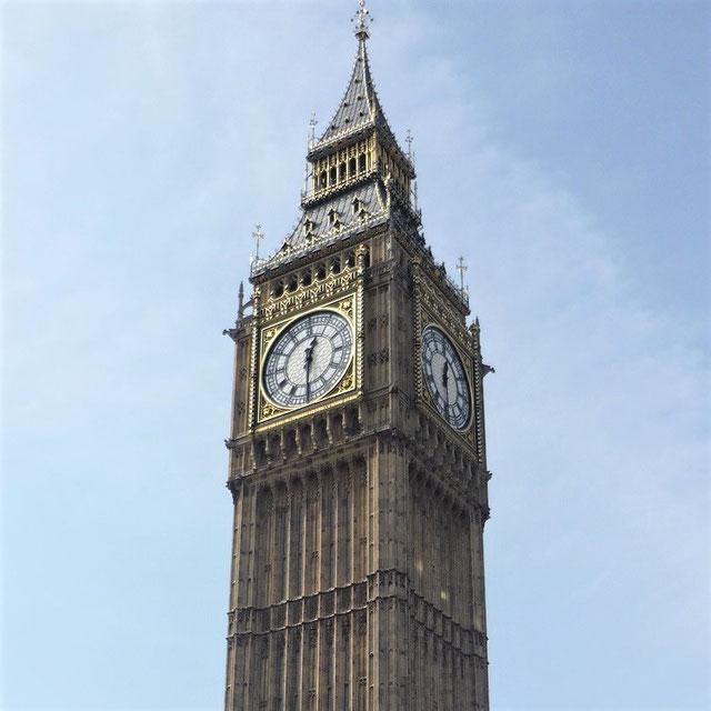 London in 3 Tagen - Sehenswürdigkeiten: Big Ben