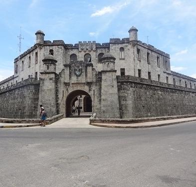 Castillo de la Real Fuerza Havanna Cuba