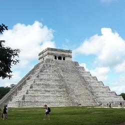 Reiseroute Yucatan