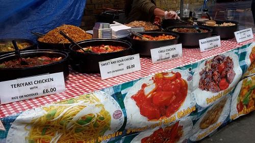 Top markets London - Brick Lane Market