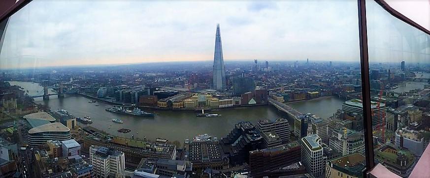 Geheimtipps London - Sky Garden