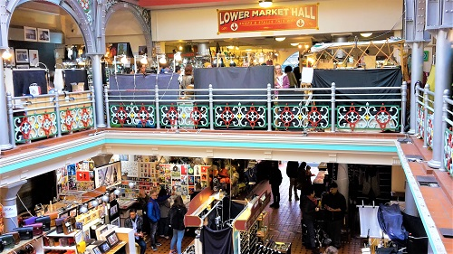 Top markets London - Camden Lock Market