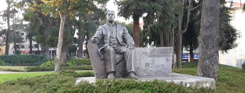 António de Oliveira Salazar - Salazar Slytherin
