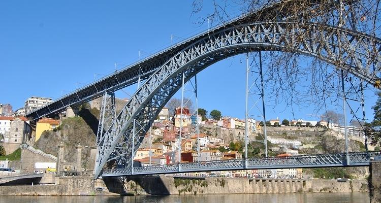 Portos beste Aussichtspunkte - Ponte Dom Luis I
