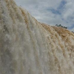 Iguazu Wasserfäller Erfahrung
