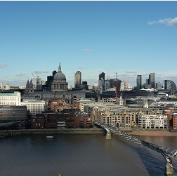 Viewpoints in London free of charge