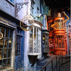 Harry Potter Studio Tour Erfahrung