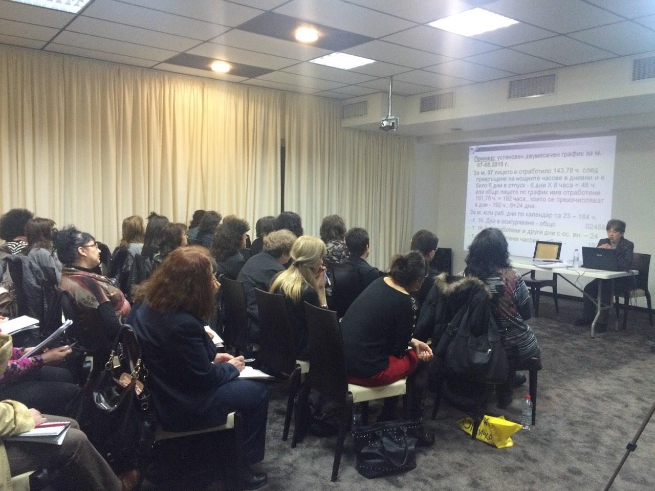 Експерт по социално осигуряване Румяна Станчева ни запозна с актуалните промени в социалното и здравно осигуряване за 2015