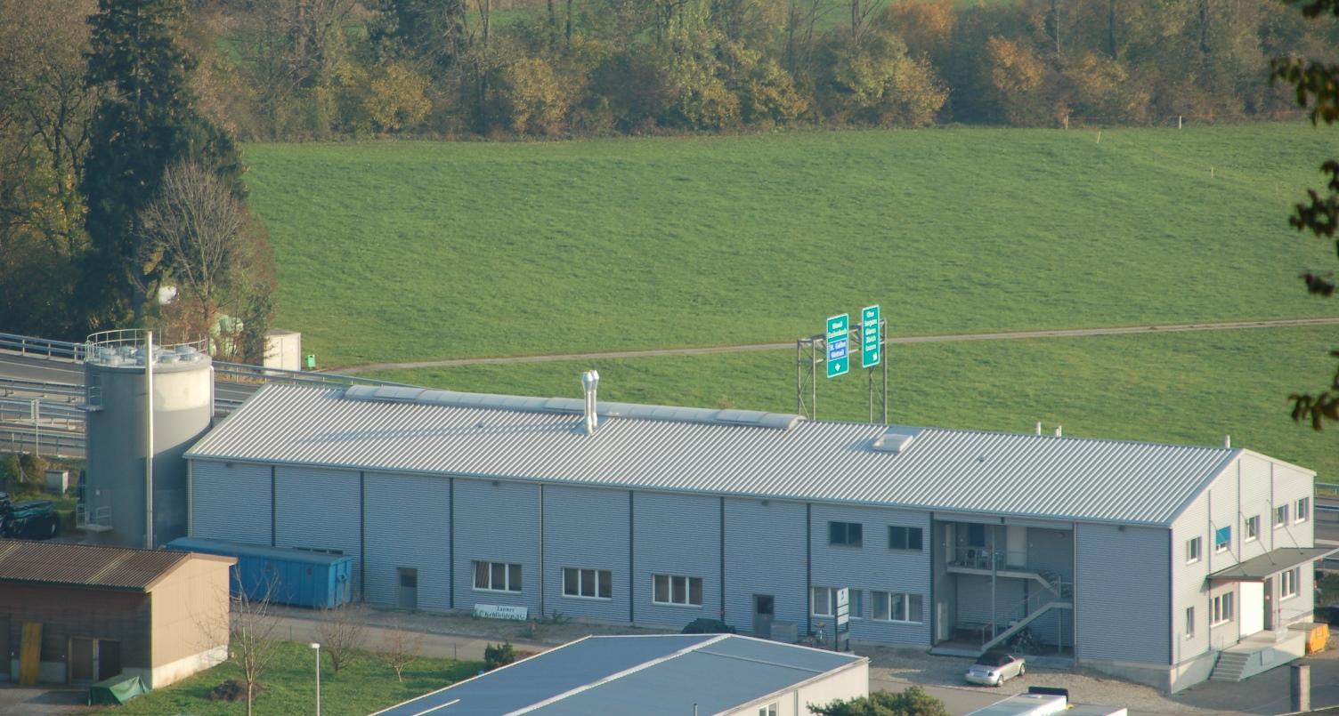 Halle 1: Sockelleistenfabrik