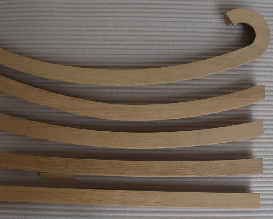 geschwungene Treppenkanten