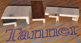 Massivholz, Parkett und Vinyl Treppenkanten