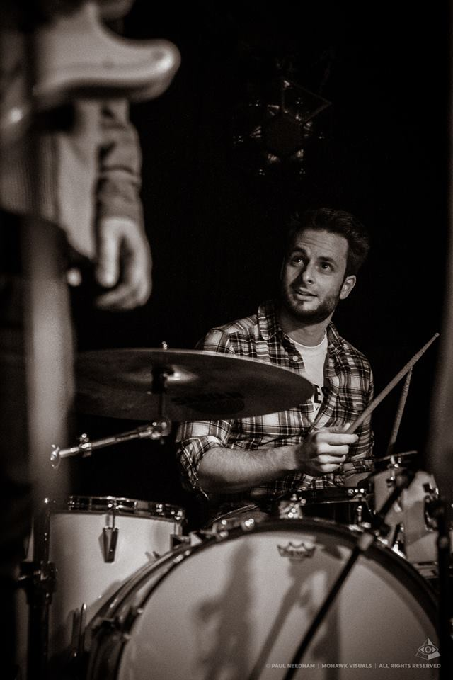 Sebastian Kusenbach - Drums & Backing Vocals