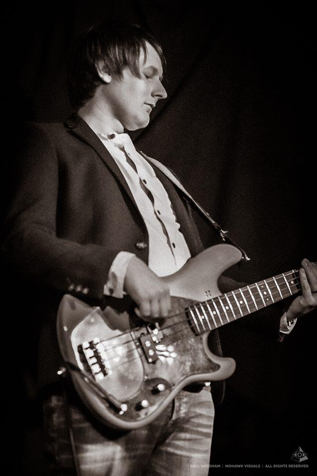 Matthew Gregory - Bass