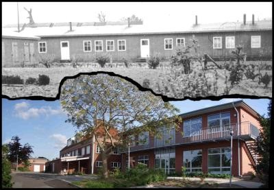 Barakskolen - Nybygningen