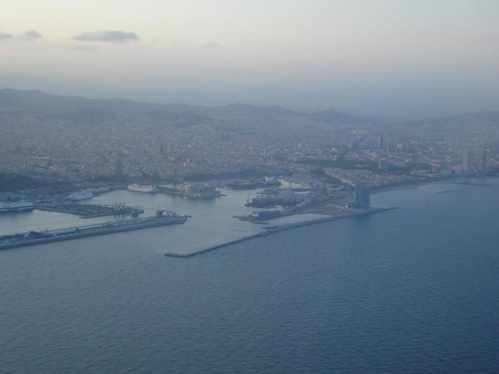 PROINTEC Control i supervisió en les obres d'ampliació del Port de Barcelona
