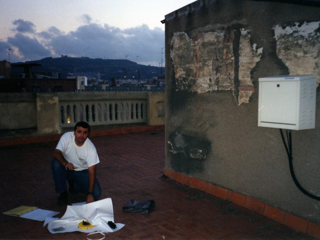 ASDOCONSULT Control d'obra executada a les instal·lacions d'Ono Barcelona