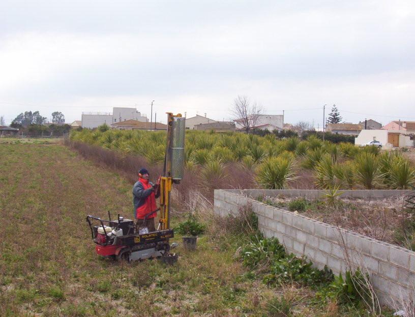 APPLUS Reconeixement de les propietats físiques del terreny amb penetròmetre dinàmic