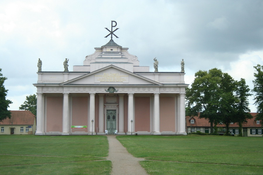 Ludwigslust - Kirche