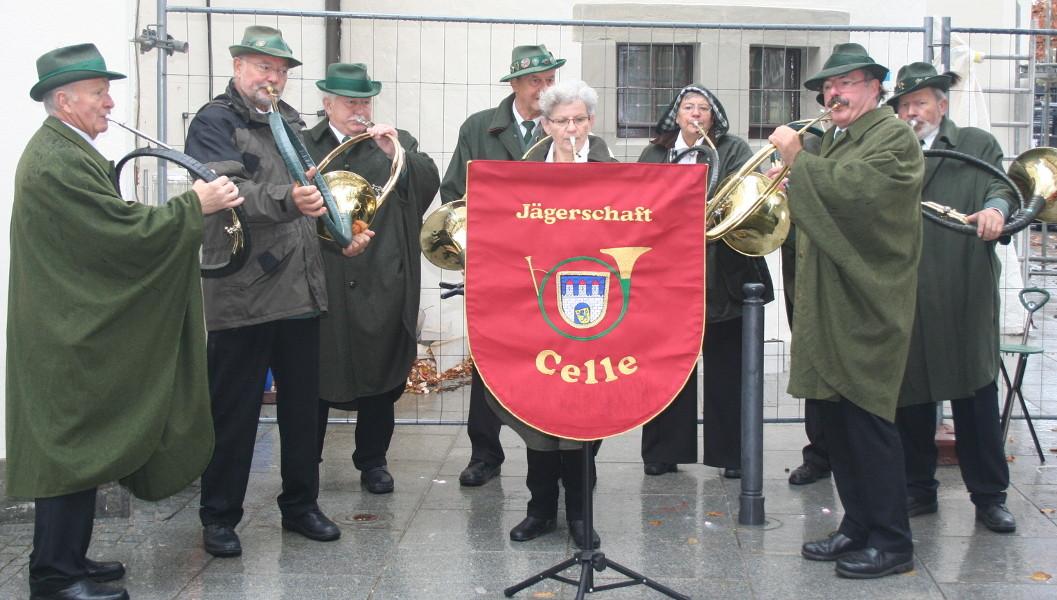 Jagdhornbläsercorps der Jägerschaft Celle