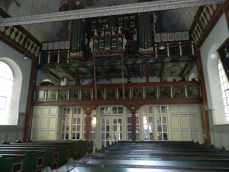 Schnitger-Orgel