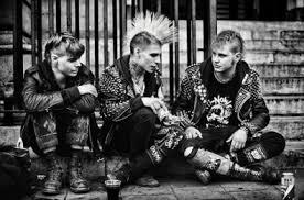 Punk anni '70-'80